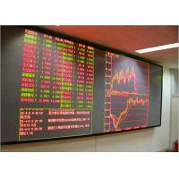 Wholesale HD P3 Indoor Fixed Installation LED Video Walls for Stock Exchange from china suppliers