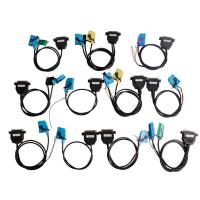 Wholesale Auto Diagnostic Interface , Full Set Cables For Digiprog III Digiprog 3 Odometer Programmer from china suppliers