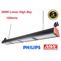 Wholesale Industrial LED Linear High Bay Light for Warehouse lighting , Waterproof IP66 from china suppliers