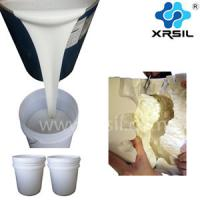 Buy cheap RTV Casting Silicone Liquid Rubber For artificial stone Mold Making from wholesalers