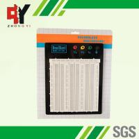 Wholesale Simple Electronics Projects On Breadboard Prototyping 18.3×16.5×0.85 cm from china suppliers