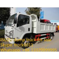 Wholesale ISUZU 4*2 6-8ton dump truck for sale from china suppliers