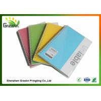 Quality Fashion Portable Spiral Bound Notebook for Supermarket Promotion for sale