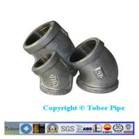Wholesale Malleable cast iron threaded 90 degree street elbow from china suppliers