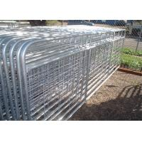 Wholesale Heavy Duty Livestock Gates And Panels, Wire Mesh Galvanized Farm Gates from china suppliers