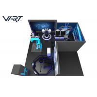 Wholesale Build A New Business Amusement Customized Virtual Reality Equipment VR Theme Park from china suppliers