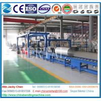 Wholesale High Quality Hydraulic 4 Roll CNC Plate Rolling Machine with Ce Standard,Italy from china suppliers