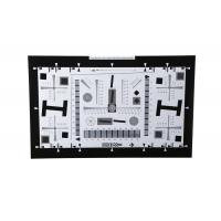 Wholesale 4x high resolution test chart for cctv camera 2000 lines from china suppliers