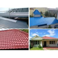 Wholesale Metal Roof Panels Pre Painted Steel Sheet , Zinc Coating GI GL Steel from china suppliers