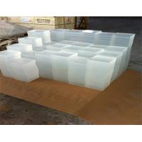 Wholesale High Transparent Custom Acrylic Products Clear Acrylic Blocks For Crafts from china suppliers