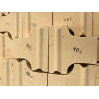 Wholesale Different Size Ceramic Refractory Bricks , High Heat Bricks For Industrial Furnace from china suppliers