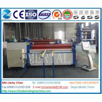 Wholesale The discount! MCLW12SCX-6*2000 CNC full CNC four roll plate bending machine,plate rolling machine from china suppliers