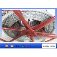 Wholesale High Strength Anti Twist Wire Rope 20 mm for Transmission Line Stringing from china suppliers