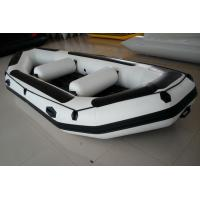 Wholesale Popular Foldable Four Person Inflatable Drift Boat For Kids / Adults from china suppliers