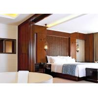 Wholesale Eco Friendly Island Resort Luxury Hotel Solid Mahogany Wood Furniture from china suppliers