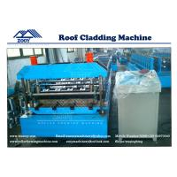 Wholesale YX765 HI Five Roofing Profile Roll Forming Machine from china suppliers
