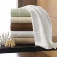 Quality Square Shaped Hotel Towel for sale