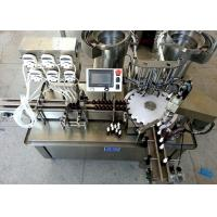 Wholesale Full Automatic High Speed Mascara Eyeliner Filling Machine For Small Bottle from china suppliers
