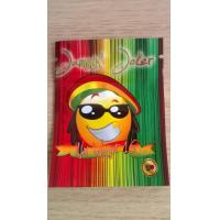 Wholesale Colorful printing ziplock bag for 1g Jammin Joker herbal incense bag from china suppliers