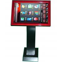 Wholesale Red Touchscreen Industrie PC , All In One Mobile PC 22 Inch Waterproof from china suppliers