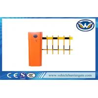 Wholesale 120w Heavy Duty Electric Entrance Car Park Gates For Access Control System from china suppliers
