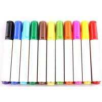Quality Simple design colorful oil-based permanent marker pen with good quality and lower price for sale