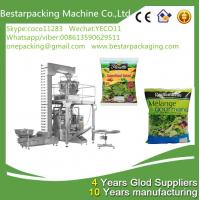 Wholesale Automatic Fresh vegetables Packing Machine with metal detector machine & Nitrogen making machine from china suppliers