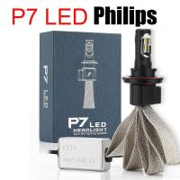 Wholesale Philip Bulb Car LED Headlight IP68 Pure White Color Led Automotive Headlamps from china suppliers
