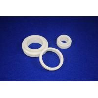 Wholesale ROHS Hardness ≥ 85 Bulk Density ≥ 3.6 g/cm3 Mechanical / Electronics Alumina Ceramic Ring from china suppliers