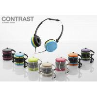 Wholesale Portable Around Ear Wired Stereo Headphones Dynamic For Sports Colorful from china suppliers
