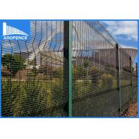 Wholesale Low Carbon Steel Wire Fencing Panels Rot Proof For For Building Corrosion Protection from china suppliers