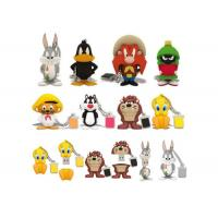 Wholesale USB 2.0 Cartoon USB Flash Pen Drive Data Storage Memory 4GB - 32GB Logo Printed from china suppliers