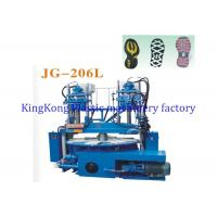 Wholesale Vertical Rotary TPR Sole Moulding Machine / Injection Molding Machine from china suppliers