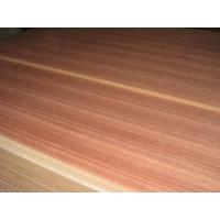 Wholesale Engineered or Nature Veneer Fancy MDF Board with birch , sapele , cheery color from china suppliers