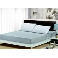 Wholesale Organic Flame Retardant Mattress Cover / Anti Allergy Mattress Protector from china suppliers
