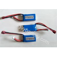 Wholesale RC Hobby Radio Control Style li-polymer battery 50C 2S 7.4V 5000mah RC racing car battery from china suppliers