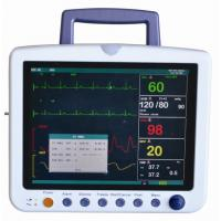 Wholesale 3 Adjustable Level Audio And Visual Alarm, Digital SpO2 Technique Portable Patient Monitor from china suppliers
