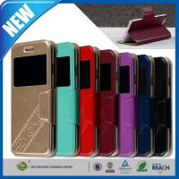 """Wholesale Window S View Stand Flip Leather Smartphone Case For Iphone 6 4.7"""" from china suppliers"""