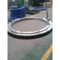 Wholesale JCB slew rings , Volvo excavator slewing bearing , LIEBHERR924 swing circle from china suppliers