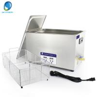 Wholesale Stainless Steel 30 Liter Bench Top Skymen Ultrasonic Cleaner With Heating Function from china suppliers