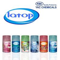 Wholesale Various Fragrances Car Metered Air Fresheners for Metered Valves from china suppliers