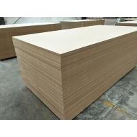 Wholesale High quality plain MDF. furniture melamine mdf board.Decorative MDF.  kitchen cabinet MDF board from china suppliers