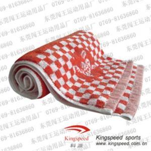 Towel wholesale/ jacquard  towel / sport product