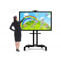 Quality 17 - 84 Inch Cheap Infrared Multi Touch Electronics Board Smart Interactive Whiteboards for sale