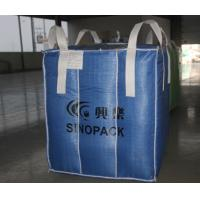 Wholesale FIBC Cross Corner Conductive Bag Cement Bag 3000 LBS Custom Designed from china suppliers