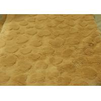 Wholesale Healthy 6mm Dull Faux Rabbit Fur Fabric Flame Retardant 360gsm from china suppliers