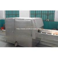 Wholesale Double Belt Onion Root Cutting Machine Manufacture from china suppliers