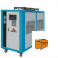 Large Size 50 HP Air Cooled Industrial Chiller With Finned Copper Type Air Condenser