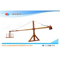 Wholesale Window Cleaning ZLP630 Rope Suspended Platform Gondola Cradle With Hoist LTD6.3 from china suppliers