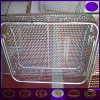Wholesale China Sterilization Wire Mesh Basket for Medica PRICE from china suppliers